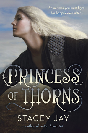 Blog Tour: Princess of Thorns