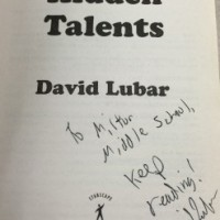 Author Interview: David Lubar