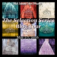 Blog Tour: The Selection Series