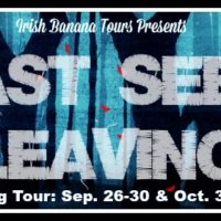 Blog Tour: Last Seen Leaving – Review