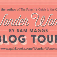 Blog Tour: Wonder Women – Interview