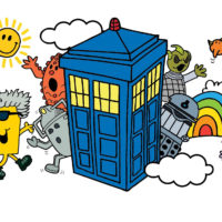 Roger Hargreaves' Doctor Who
