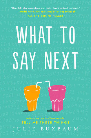Blog Tour: What to Say Next – Review