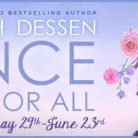 Blog Tour: Once and For All – Book Connections + Giveaway