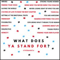 I Read YA week 2017 + Giveaway