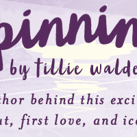 Blog Tour: Spinning – Author Interview