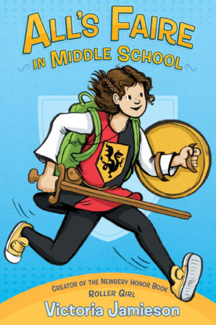 Blog Tour: All's Faire in Middle School – Review