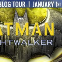 Blog Tour: Batman – Nightwalker – Review