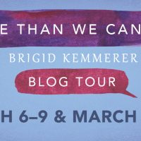 Blog Tour: More Than We Can Tell – Guest Post