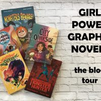 Blog Tour: Girl Power Graphic Novels