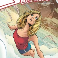 Blog Tour: Supergirl: Being Super – Review + Giveaway