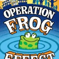 Blog Tour – Operation Frog Effect – Review