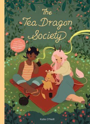 The Tea Dragon Society AND Aquicorn Cove