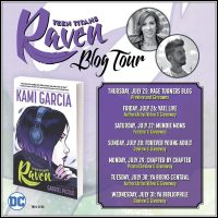 Blog Tour: Teen Titans: Raven – Review + Giveaway