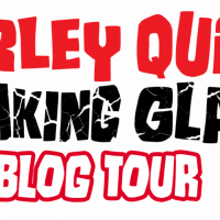 Blog Tour: Harley Quinn: Breaking Glass – Author Interview