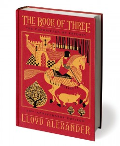 Book of Three Hardcover