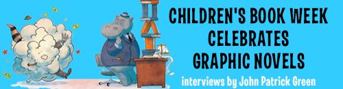 Children's Book Week Banner