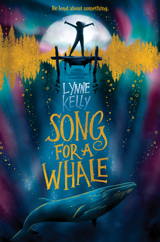 Blog Tour: Song for a Whale - Author Interview - YA Bibliophile